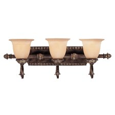 <strong>Savoy House</strong> Grenda 3 Light Vanity Light