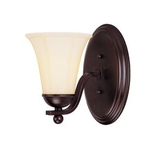 Asher 1 Light Wall Sconce