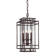Marston 4 Light Foyer Pendant