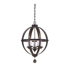 Alsace 5 Light Foyer Pendant