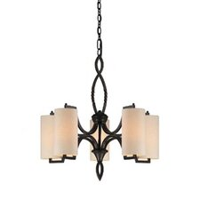 Lincoln 5 Light Chandelier