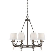 Moorehouse 8 Light Chandelier