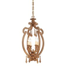 <strong>Savoy House</strong> Bellemeade 4 Light Foyer Pendant