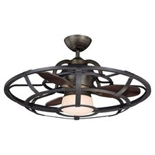 "26"" Whitcomb 3 Blade Ceiling Fan"