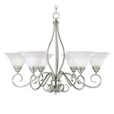 Cooney 6 Light Chandelier