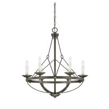 Nottingham 6 Light Chandelier