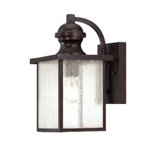 <strong>Savoy House</strong> Newberry 1 Light Outdoor Wall Lantern