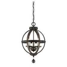 Whitcomb 3 Light Foyer Pendant