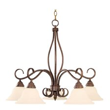 Selawik 5 Light Chandelier