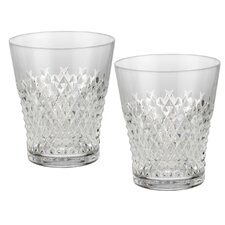 Alana Essence Old Fashioned Glass (Set of 2)