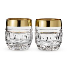 Mixology Mad Men Edition Olson DOF Glass (Set of 2)