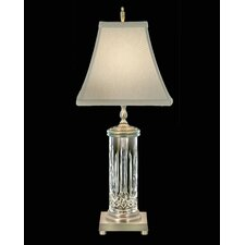 "Lismore 22"" H Table Lamp with Square Shade"