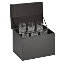 Lismore Double Old Fashion Glass (Set of 6)