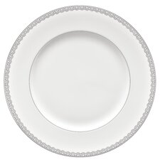 Lismore Lace Platinum Dinner Plate