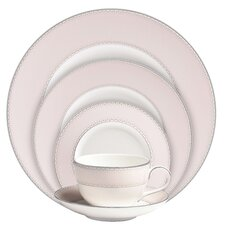 Dentelle Blush 5 Piece Place Setting