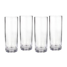 Vintage Highball Glass (Set of 4)