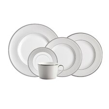 Pointe D'Esprit 5 Piece Place Setting