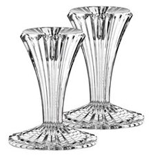 Bezel Candlesticks (Set of 2)