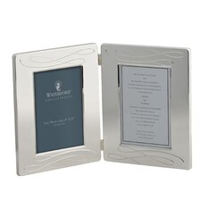 Ballet Ribbon Double Picture Frame
