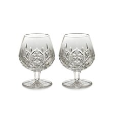 <strong>Waterford</strong> Lismore Brandy Glass (Set of 2)