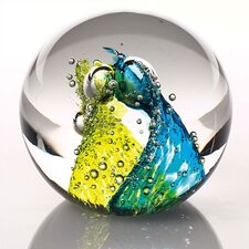 Cosmic Waters Paperweight Sculpture
