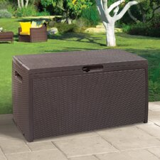 Rattan Style 70 Gallon Deck Box