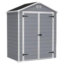 Manor 3 Ft. W x 6 Ft. D Plastic Shed