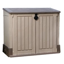 Woodland 4.5 Ft. W x 2.5 Ft. D Resin Shed