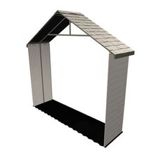 11' x 2.5' Shed Extension Kit (No Windows)