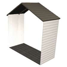 8' x 2.5' Shed Extension Kit (No Windows)