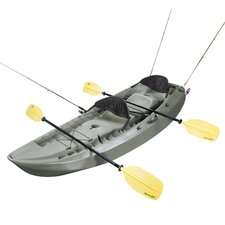 <strong>Lifetime</strong> Sport Fisher Kayak in Olive Green