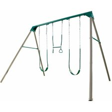 <strong>Lifetime</strong> A-Frame Swing Set