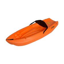 Lifetime Wave Youth Kayak with Foam Backrest