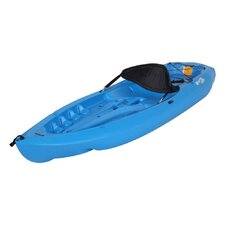 Lifetime Monterey Kayak with Paddle and Soft Backrest