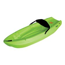 Lifetime Wave Youth Kayak with Paddle and Foam Backrest