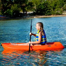 Lifetime Wave Youth Kayak with Paddle