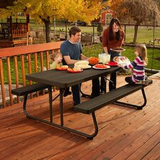 <strong>Lifetime</strong> 6' Picnic Table
