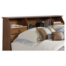 Shoal Creek Bookcase Headboard