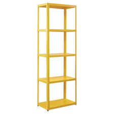 "Soft Modern 69.72"" Bookcase"