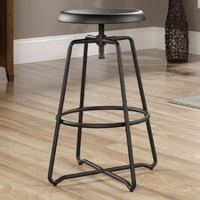 "Carson Forge 18.9"" Adjustable Swivel Bar Stool"