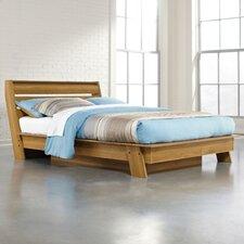 Soft Modern Queen Platform Bed