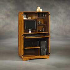 <strong>Sauder</strong> Harvest Mill Desk Armoire