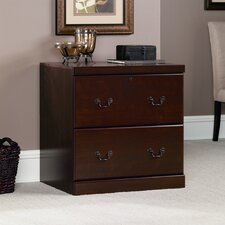 <strong>Sauder</strong> Heritage Hill Lateral File Cabinet in Classic Cherry