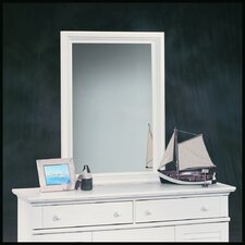 Harbor View Rectangular Dresser Mirror