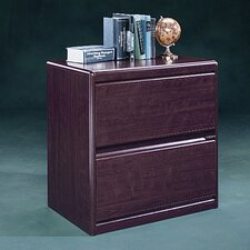 <strong>Sauder</strong> Cornerstone Lateral File Cabinet in Classic Cherry