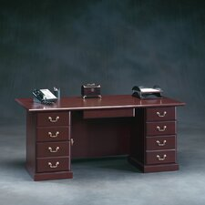 "<strong>Sauder</strong> Heritage Hill 30"" Executive Desk"