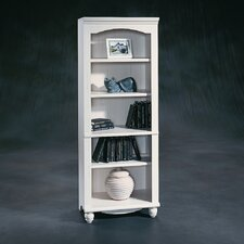 Harbor View Library in Distressed Antiqued White