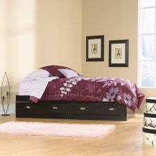 <strong>Sauder</strong> Shoal Creek Mate's Platform Storage Bed
