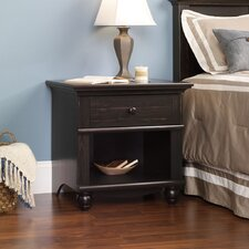 <strong>Sauder</strong> Harbor View 1 Drawer Nightstand