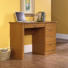 "<strong>Sauder</strong> Orchard Hills Open 43.47"" W Computer Desk with Storage"